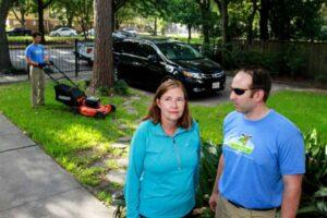 Houston Lawn Care Service Professionals
